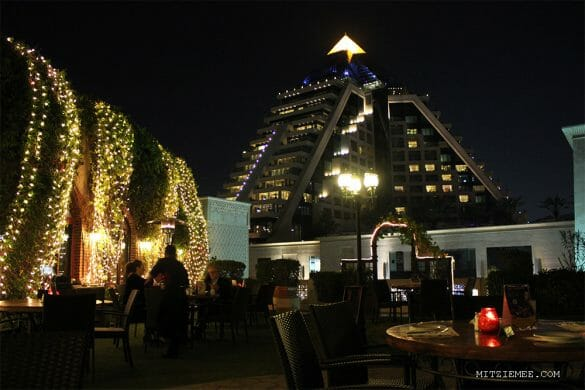 Seville's, Spanish restaurant in Dubai
