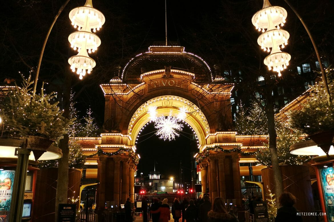 Christmas in Tivoli, Copenhagen