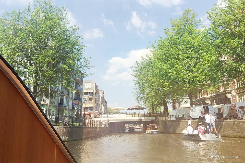 Amsterdam Canal Tour