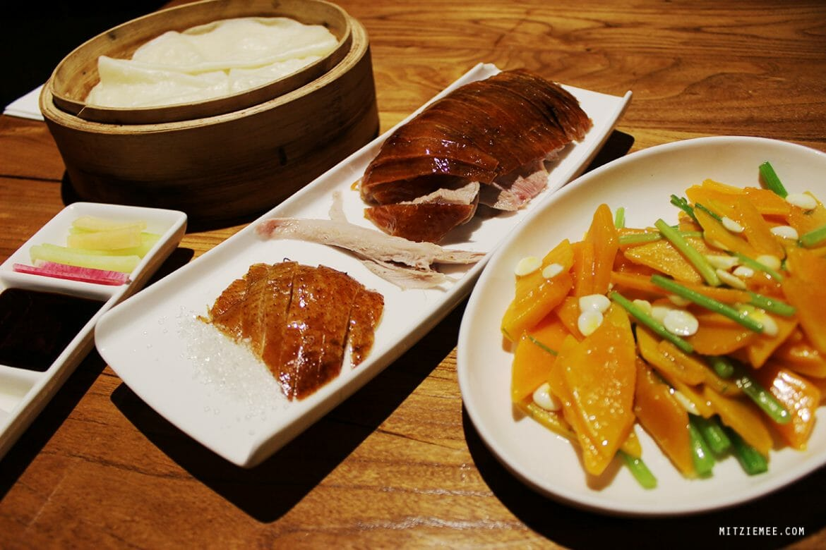 Peking Duck at Private Kitchen, beijing