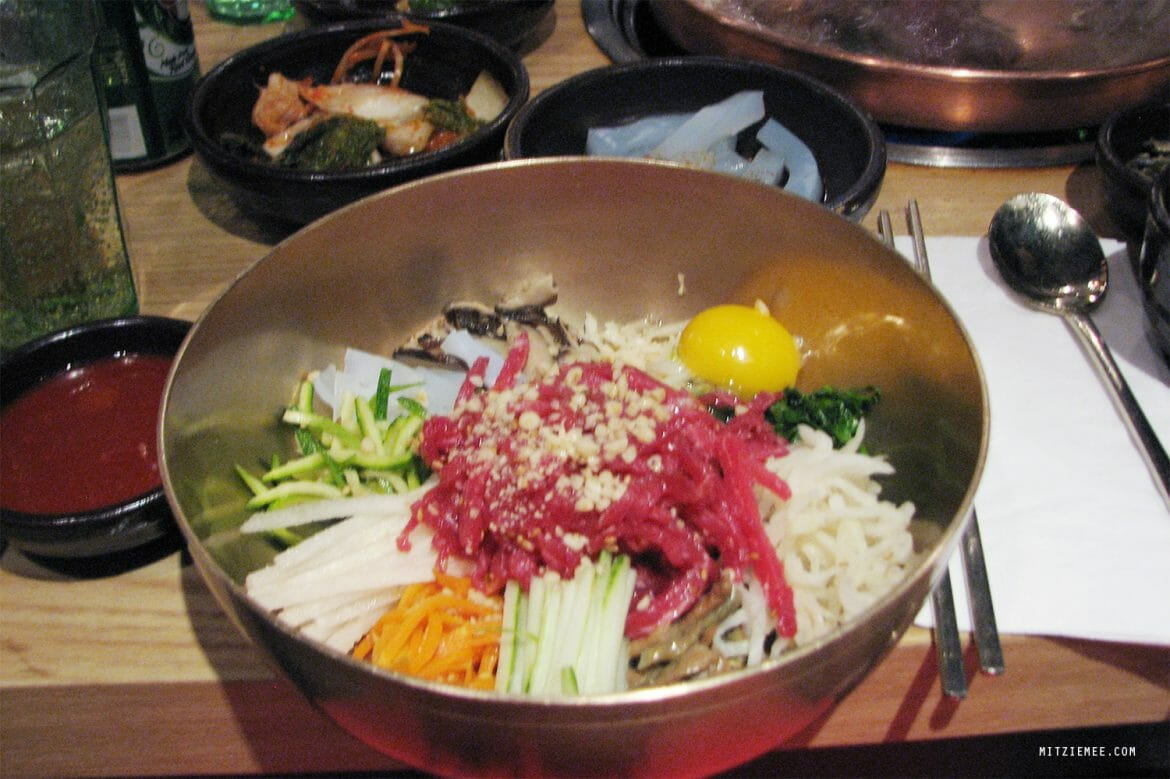 Bibimbap, Miss Korea New York