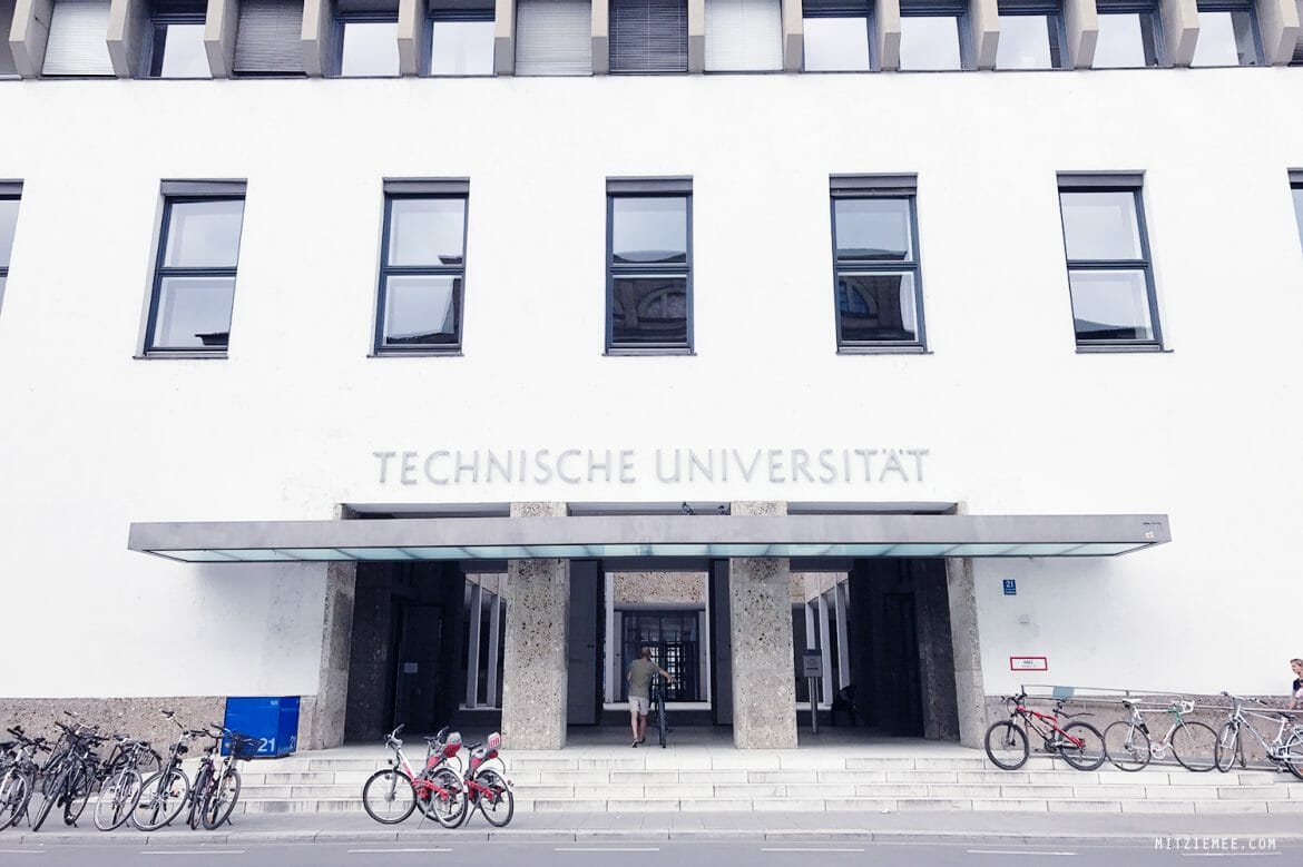 Architecture Department at the Technical University of Munich