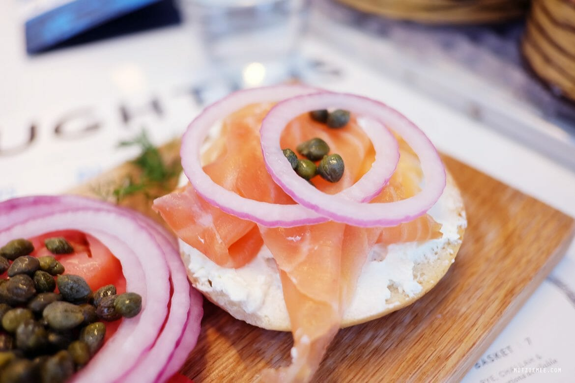 Russ & Daughters Cafe, New York