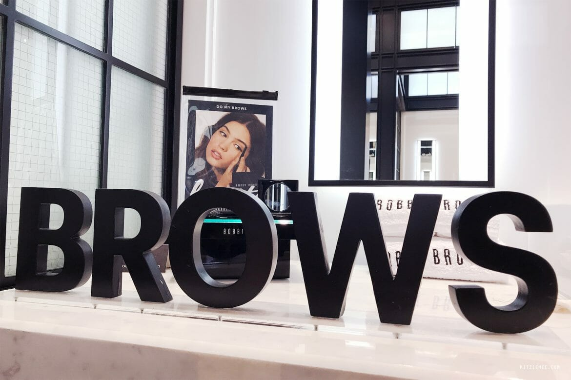 Bobbi Brown Brow Studi, Dubai Marina Mall