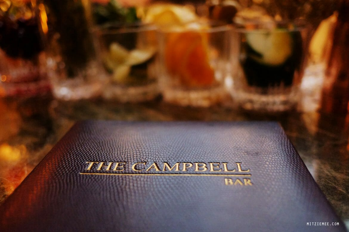 The Campbell, cocktailbarer i New York