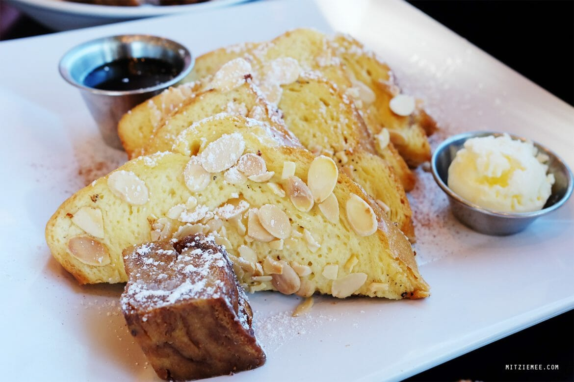 French toast, Jet Runway Cafe, Fort Lauderdale