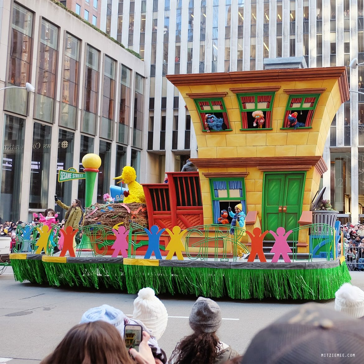 Macy's Thanksgiving Day Parade, New York City