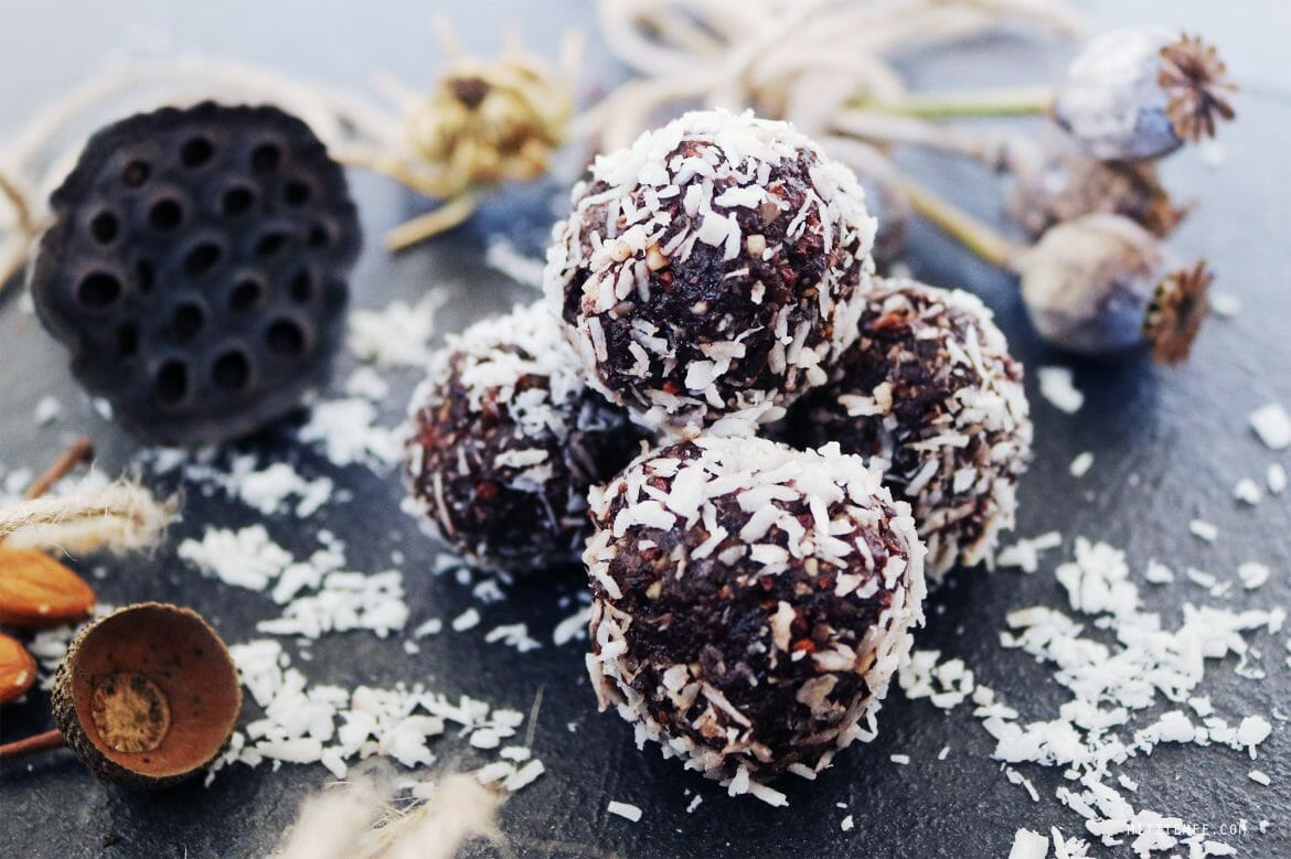 Bliss Balls - recipe