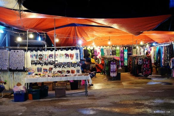Night Market, Karon Beach, Thailand