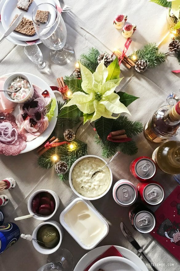 Julefrokost, the Danish Christmas Party