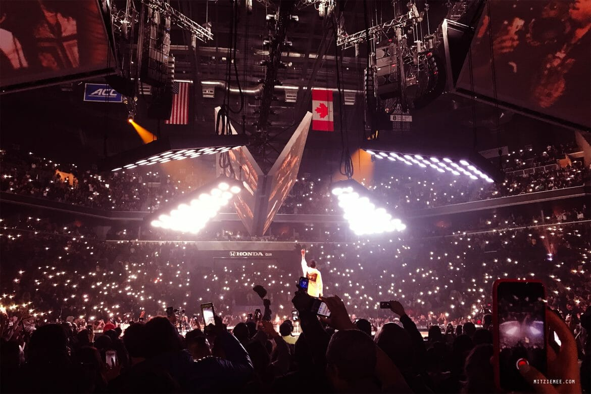JAY-Z koncert i New York