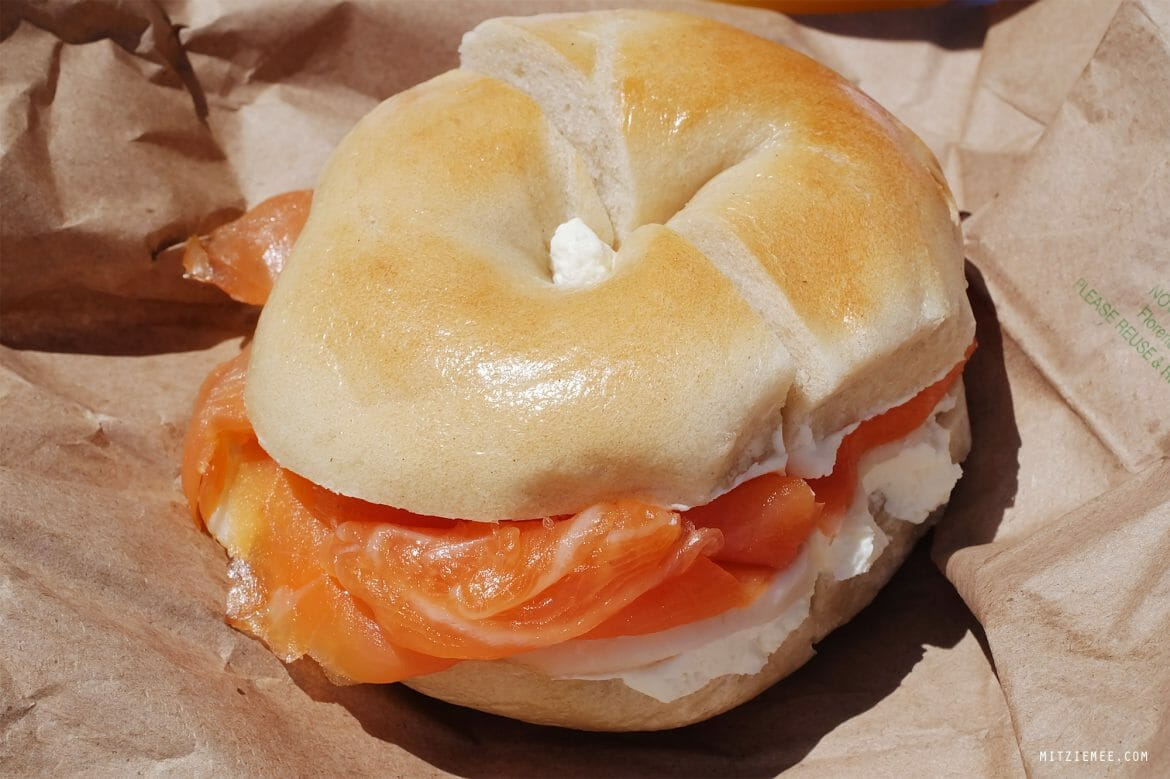 NYC Bagels - Russ & Daughters