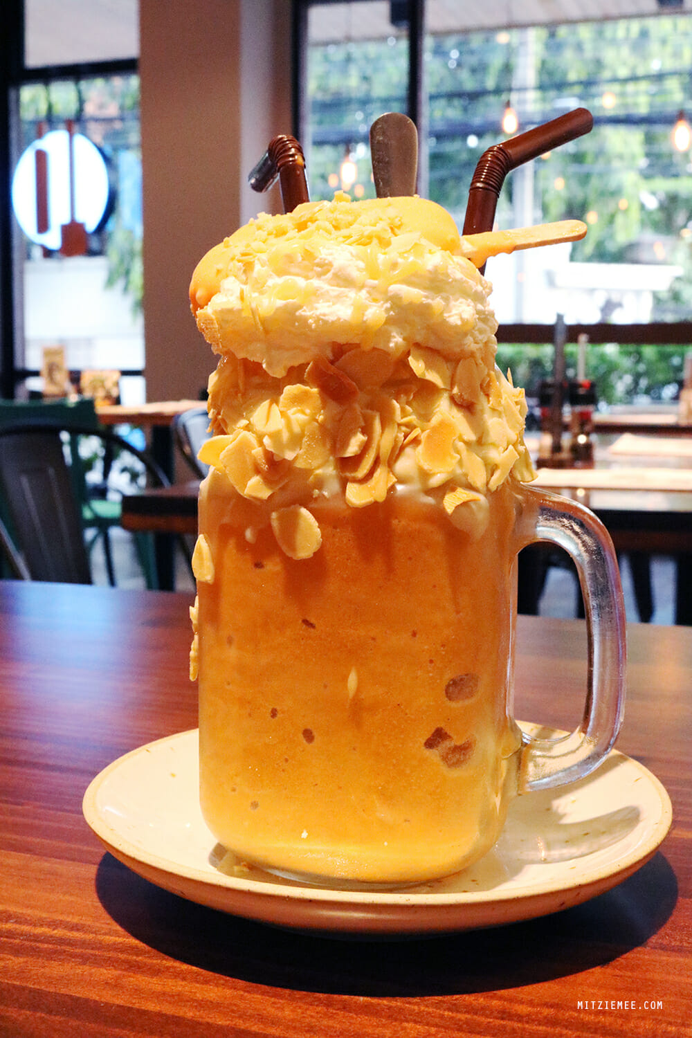 The FreakShake at Patissez, bangkok