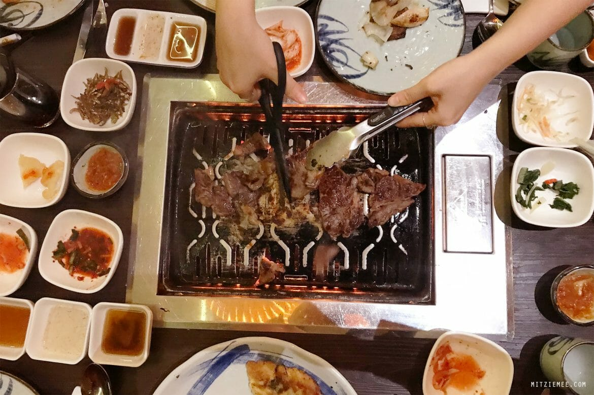 Sonamu, Korean restaurant in Dubai