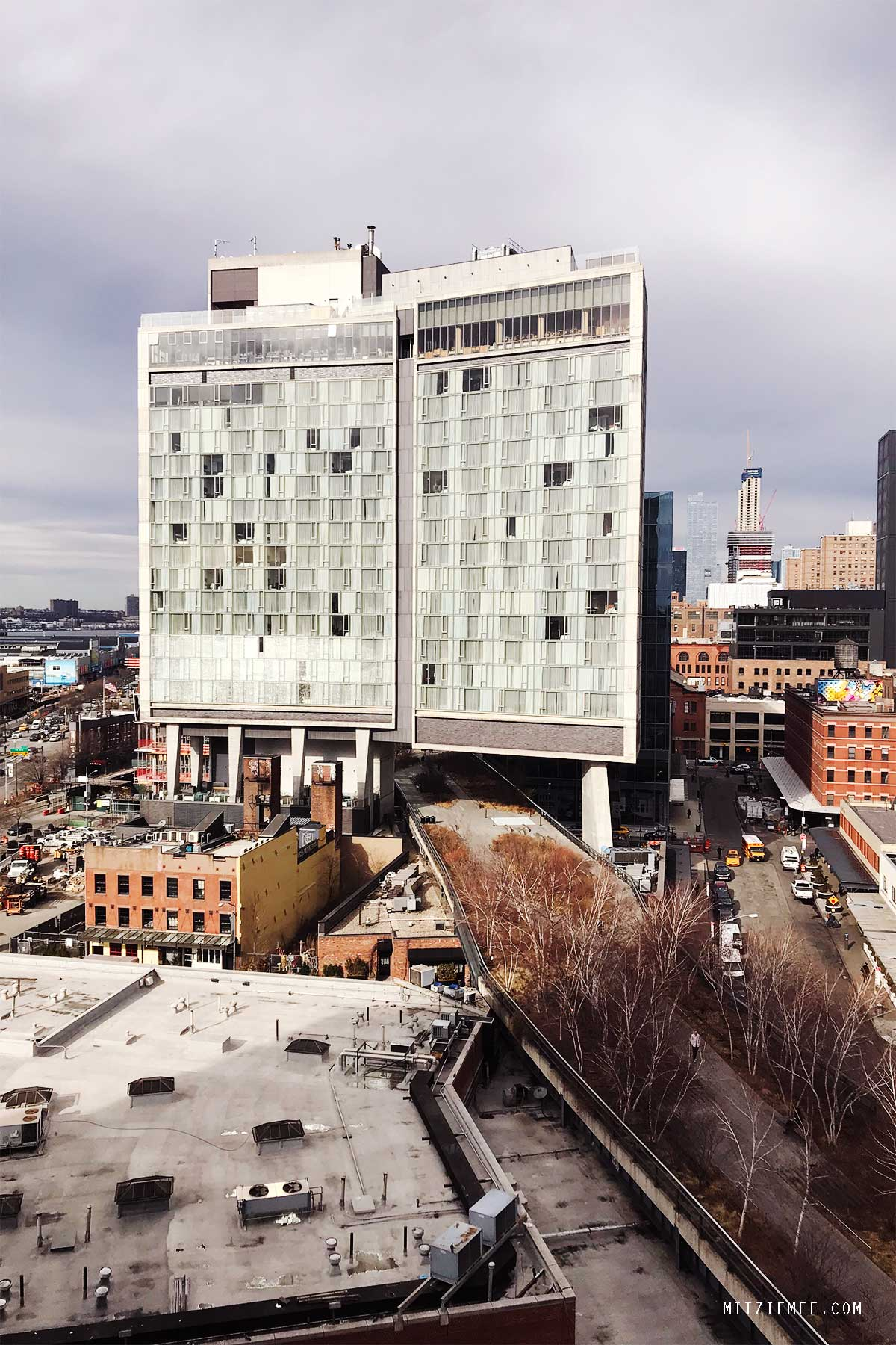 The Standard, Meatpacking District, New York