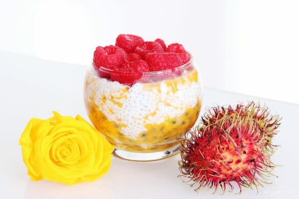 Chia Pudding - Recipe