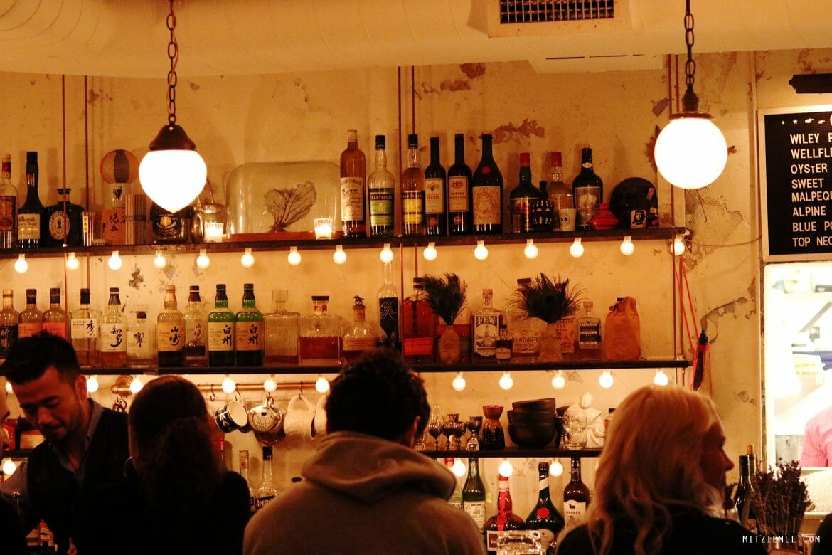 ROKC, ramen and cocktails in Harlem, New York