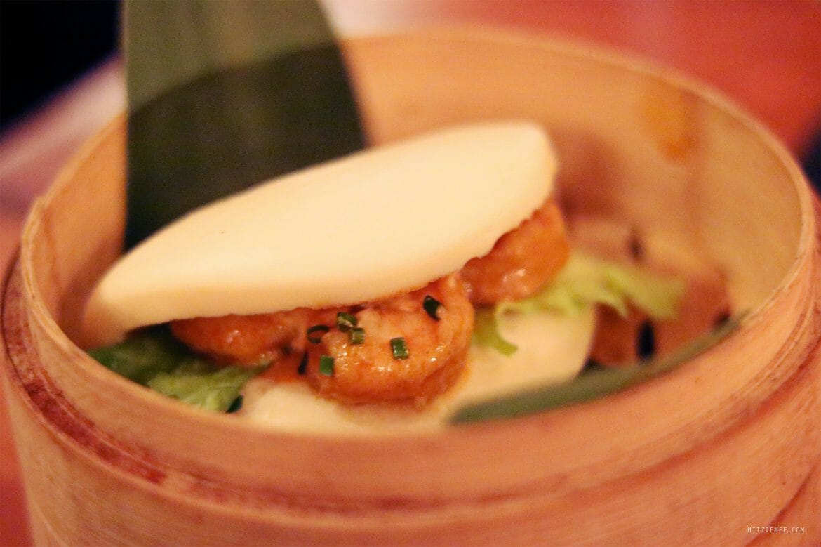 Bao at ROKC, Harlem, New York