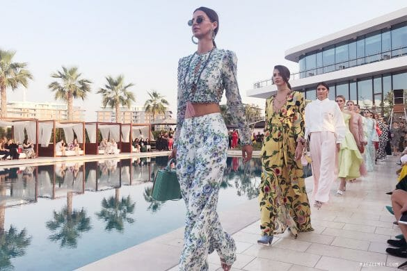 Harvey Nichols Dubai SS18 Trunk Show