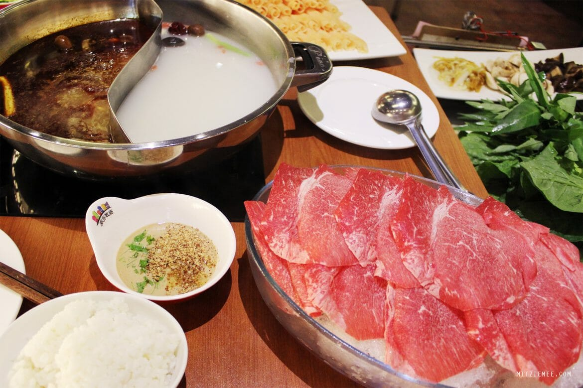 Xiao Wei Yang, Chinese hot pot restaurant in Dubai