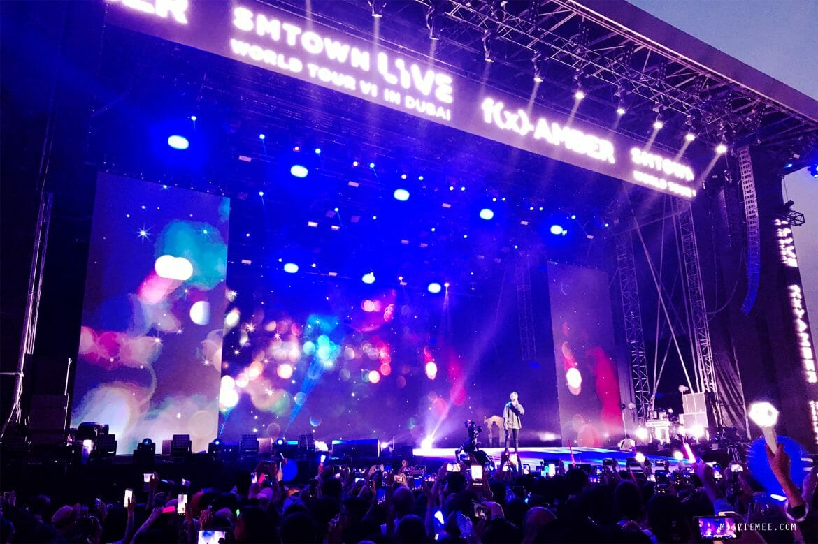 SM Town, K-Pop in Dubai