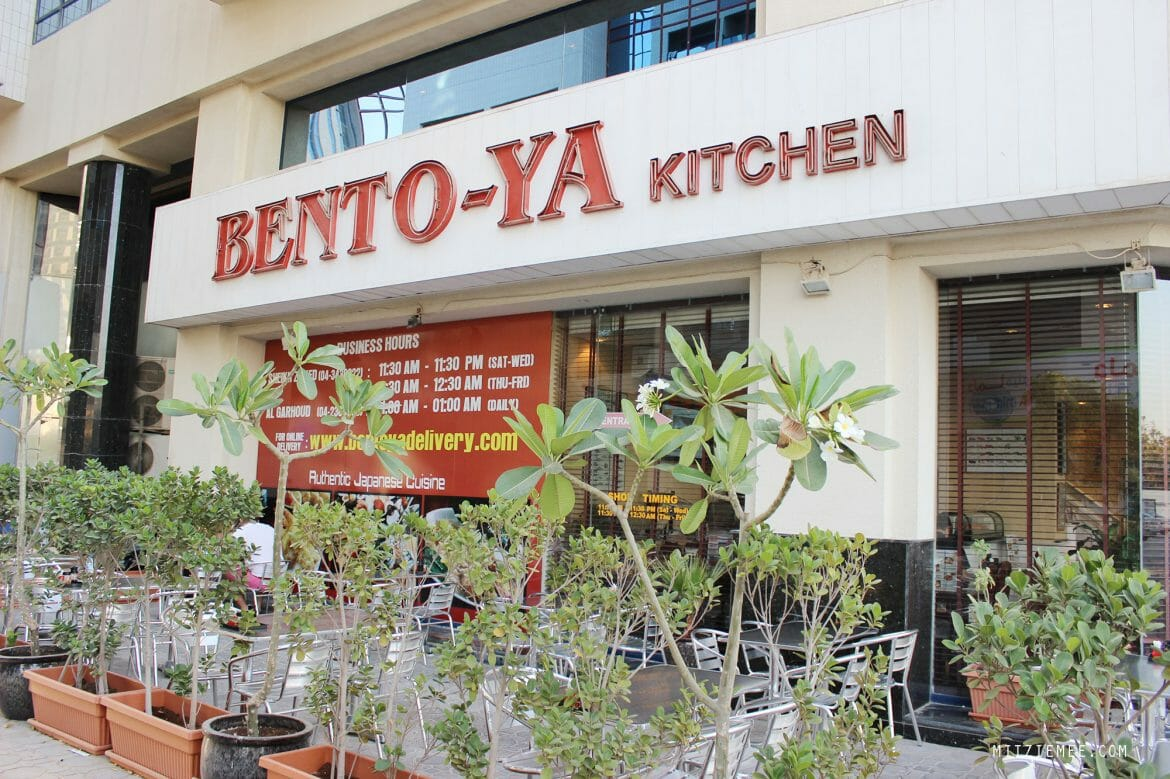 Bento-Ya Kitchen, Dubai