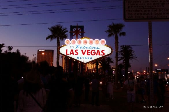 Welcome to Fabulous Las Vegas, the Las Vegas Sign