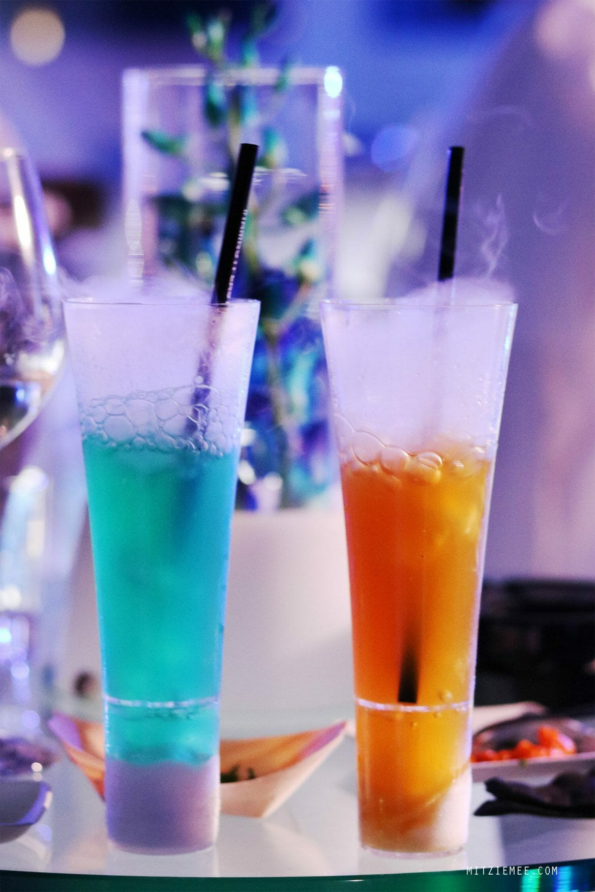 Bubbly drinks at Millennium Place Dubai Marina