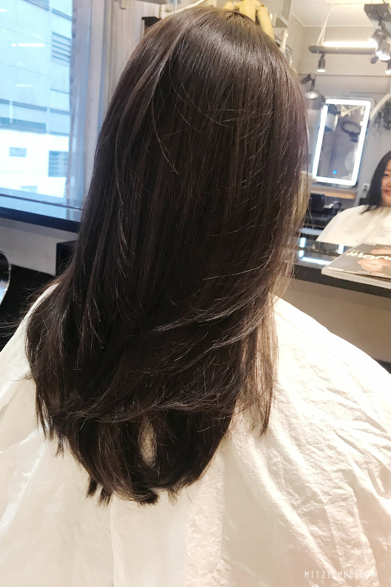 My new haircut at Leighton 10 in Causeway Bay - Hong Kong Blog