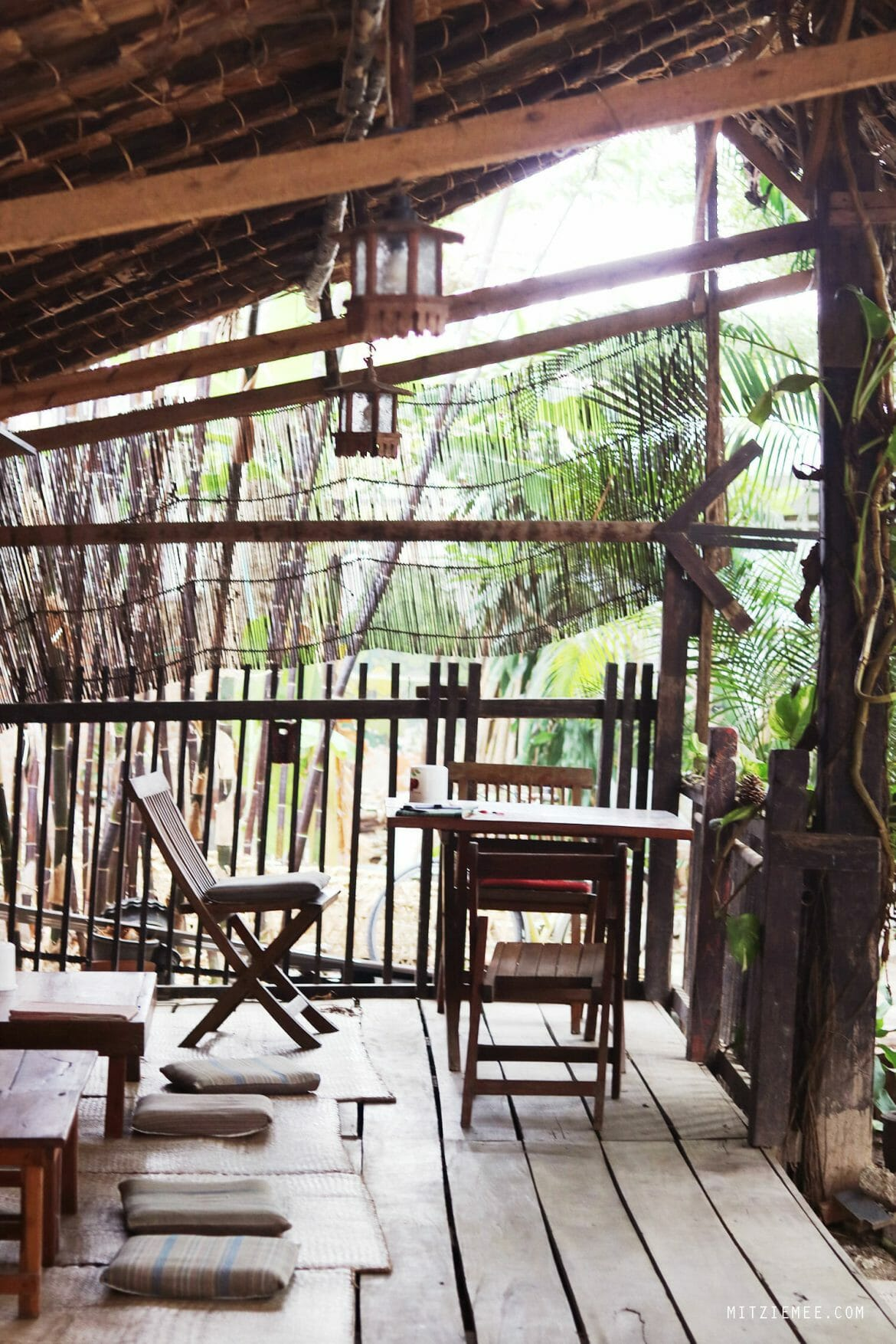 Tea Garden, Borderline Collective in Mae Sot
