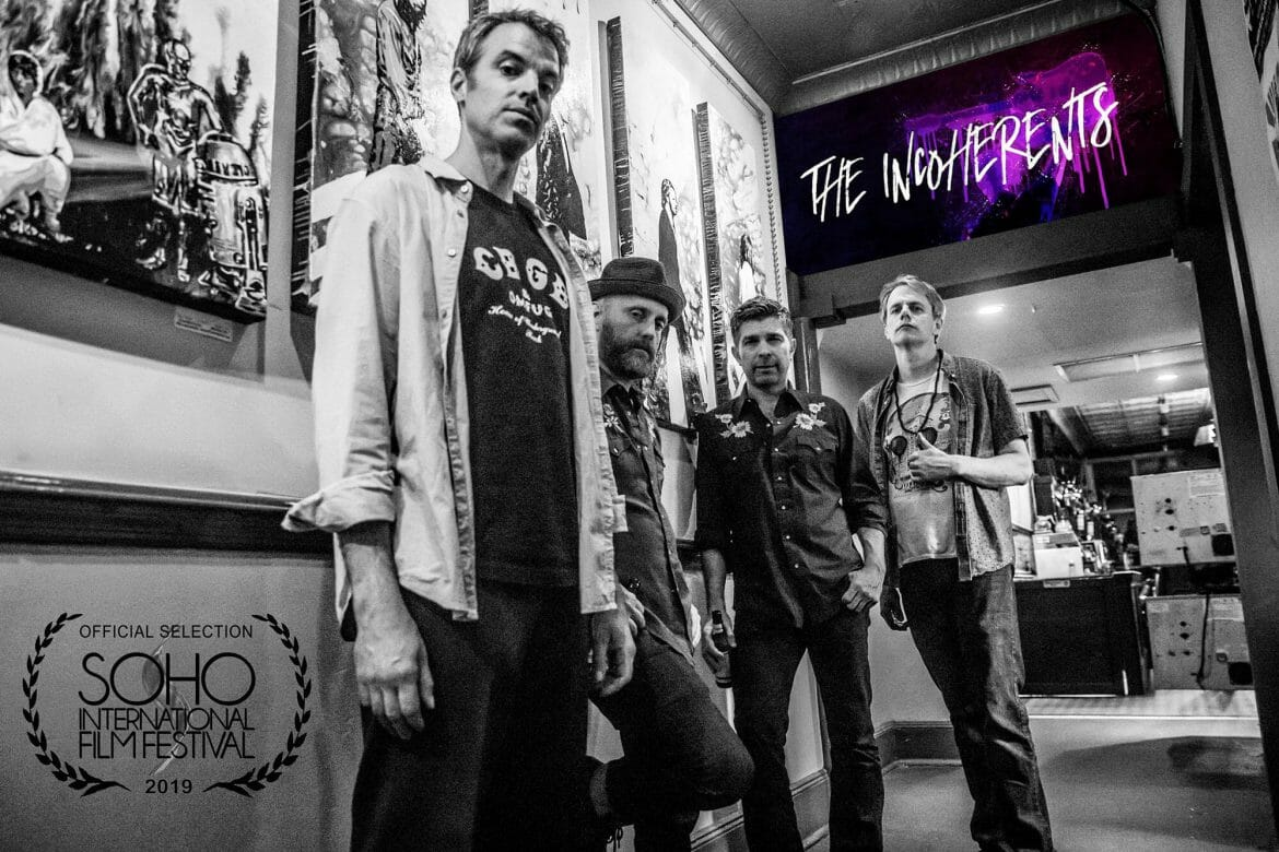 The Incoherents - Rock and Roll Movie - New York