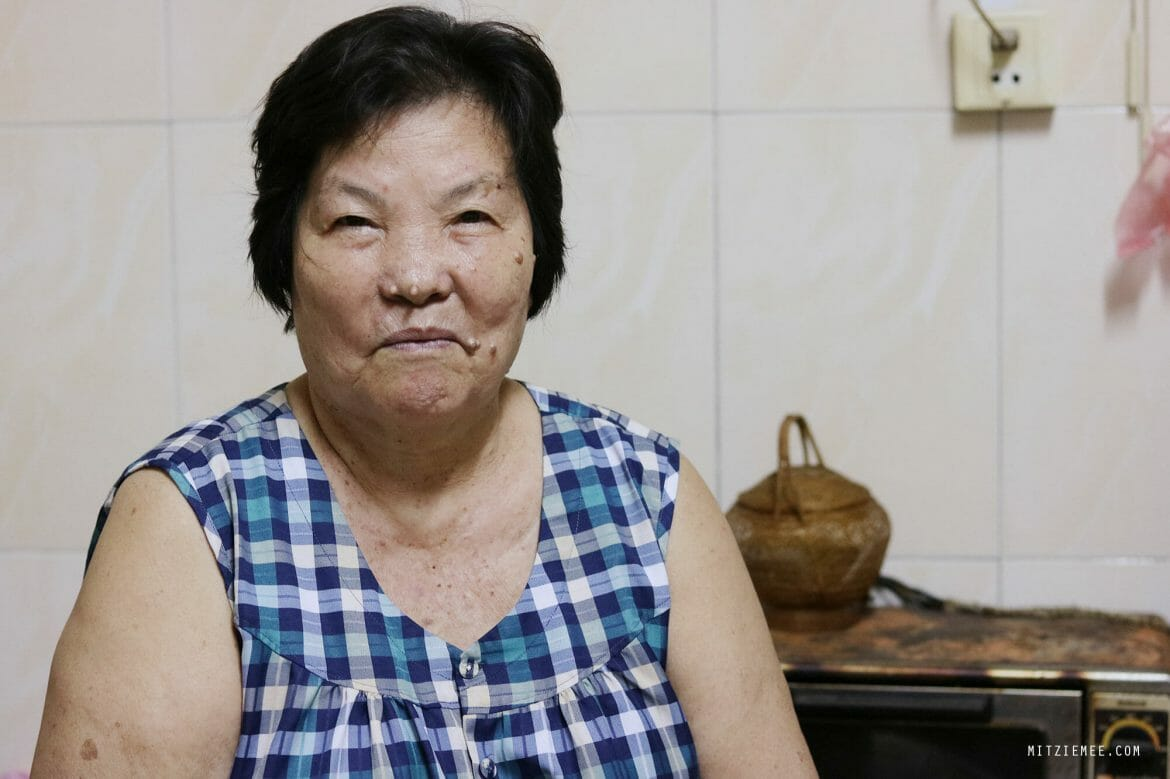 The Grandma in Phnom Penh