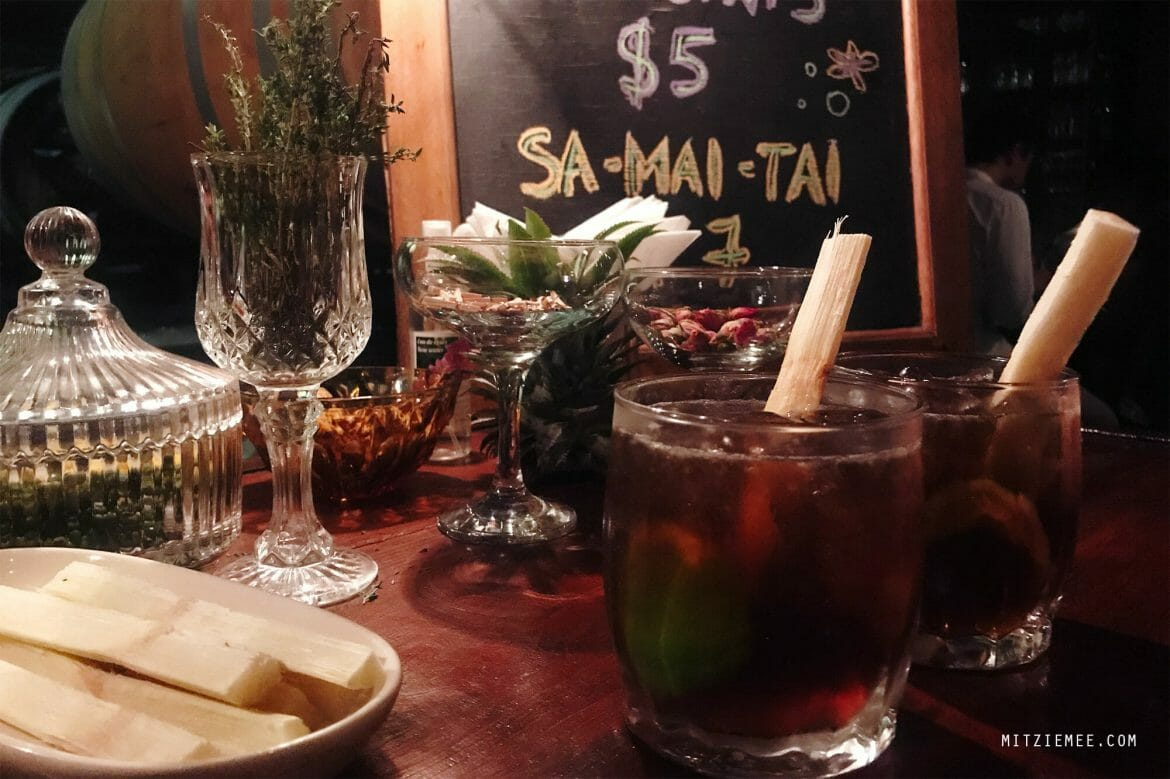 Rum night at Samai Distillery in Phnom Penh