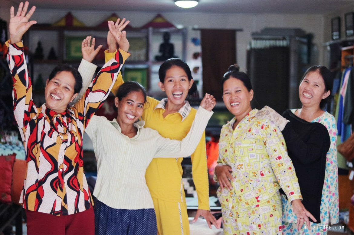 CWSG, Cambodia Women's Support Group in Phnom Penh