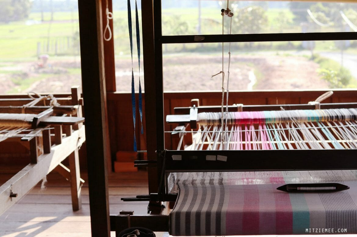 Weavers Project, Takeo, Cambodia, fair fashion