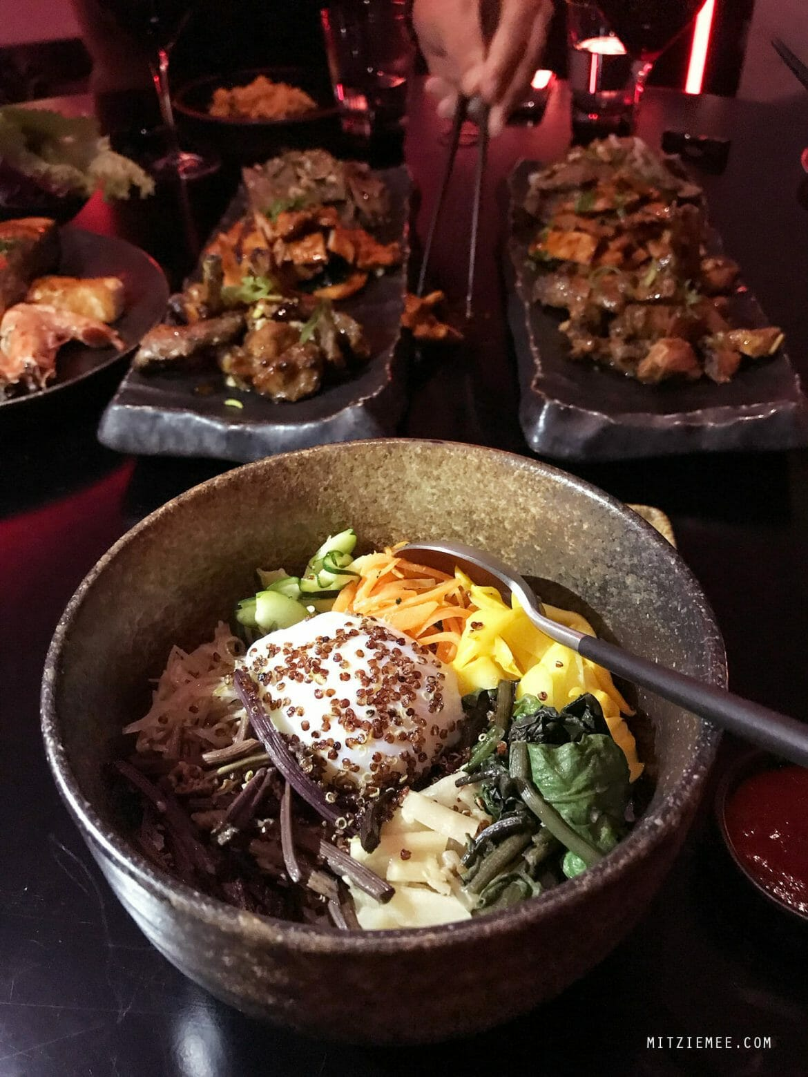 Bibimbap, Korean BBQ Brunch at Namu, Dubai