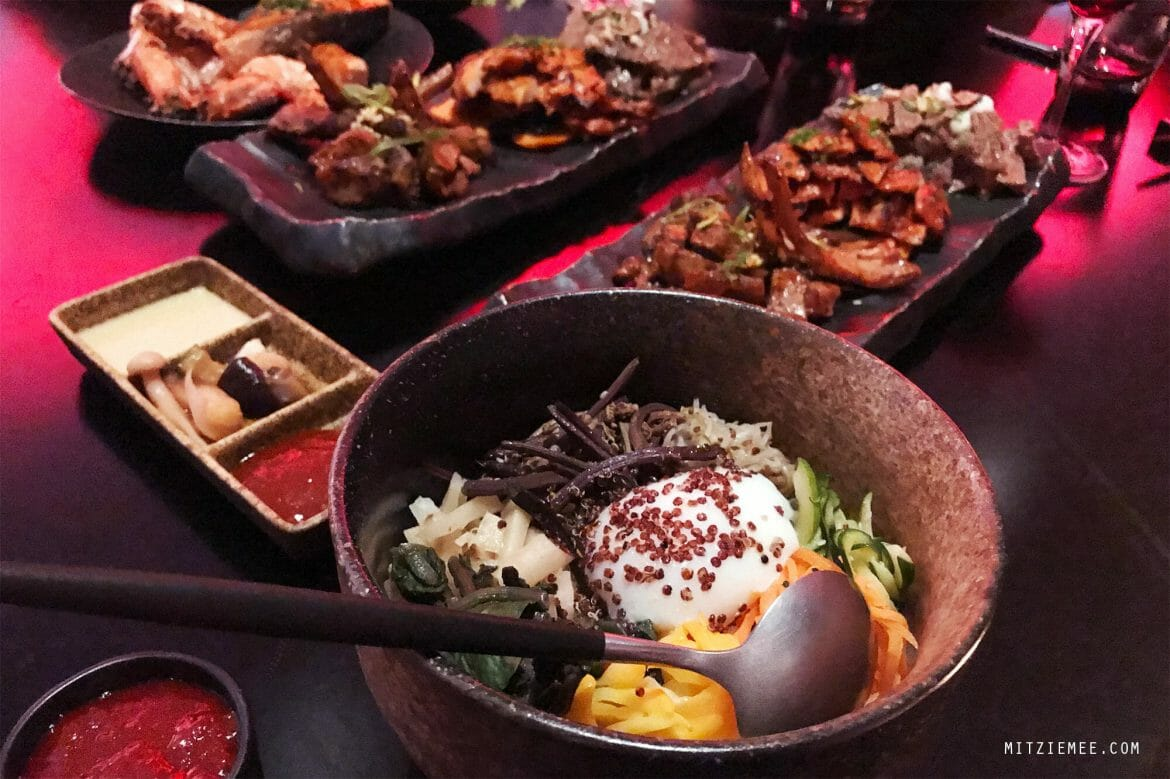 Korean BBQ Brunch at Namu, V Hotel Habtoor City Dubai