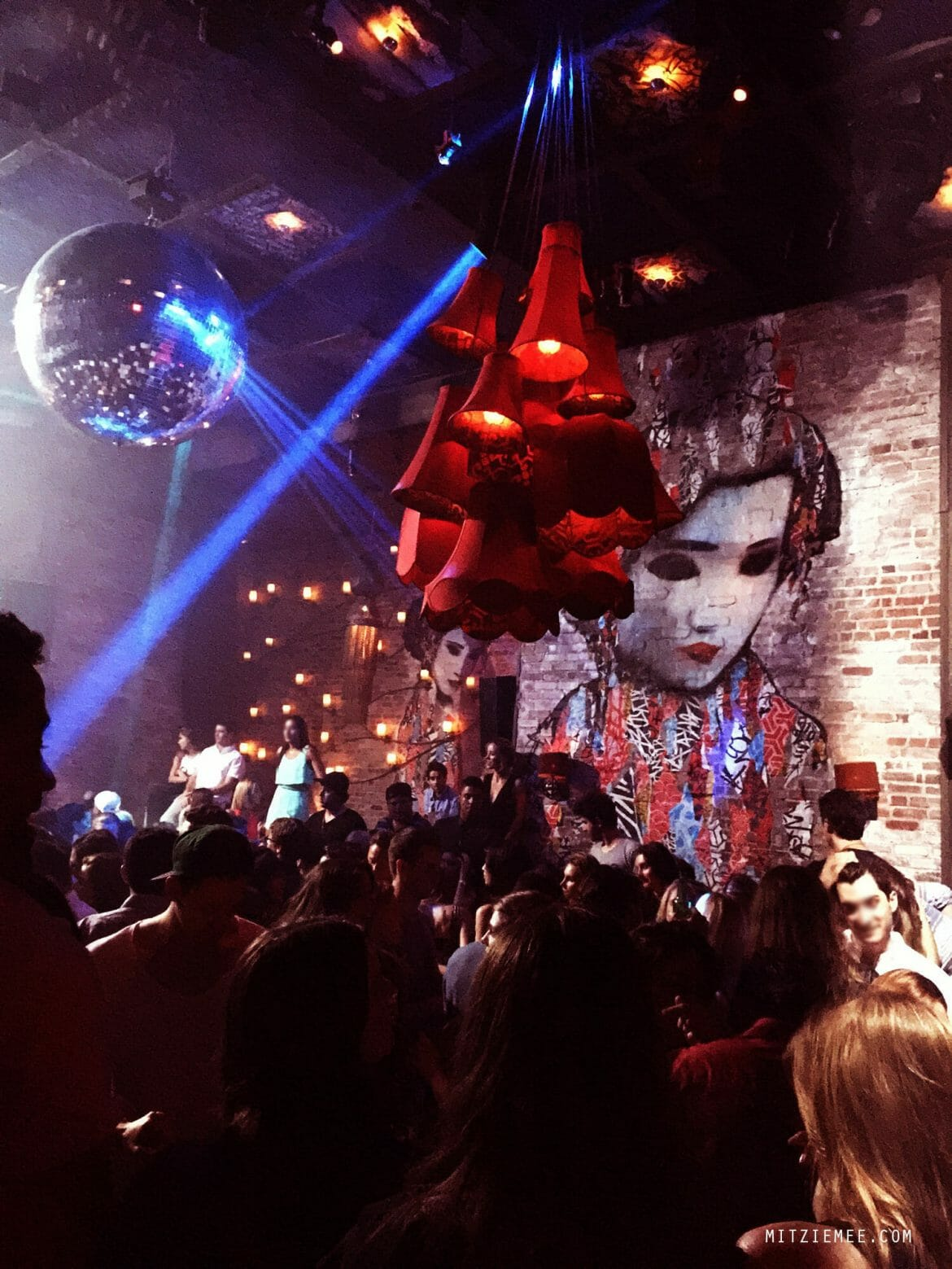 Tao Downtown, clubbing in NYC