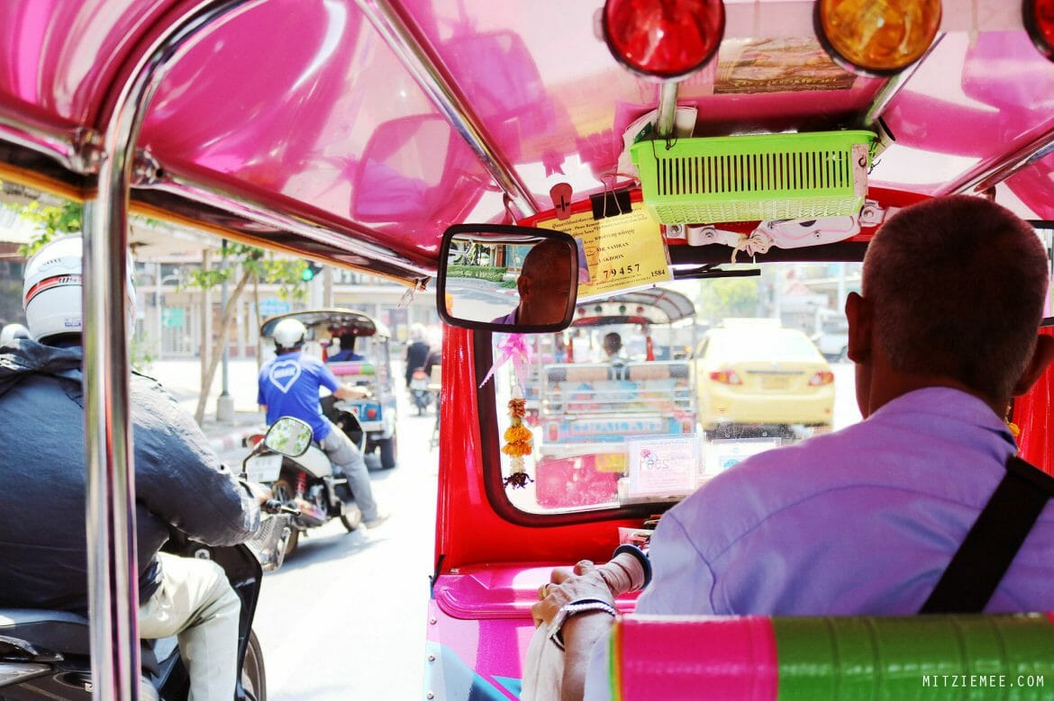 Bangkok Guide - How to get around