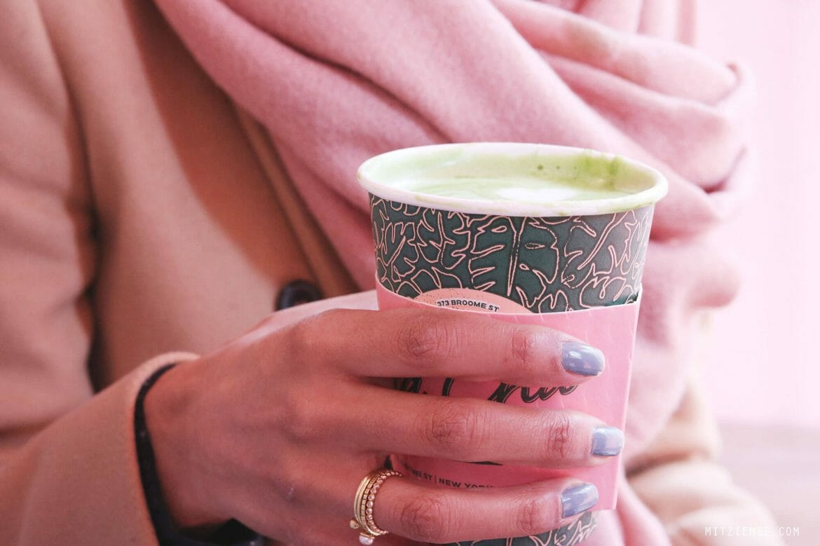 Cha Cha Matcha in New York City