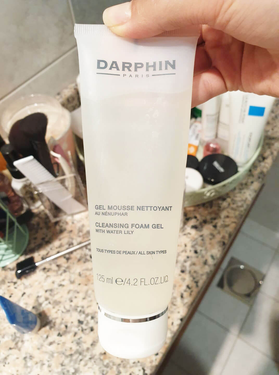 Darphin Cleansing Foam Gel