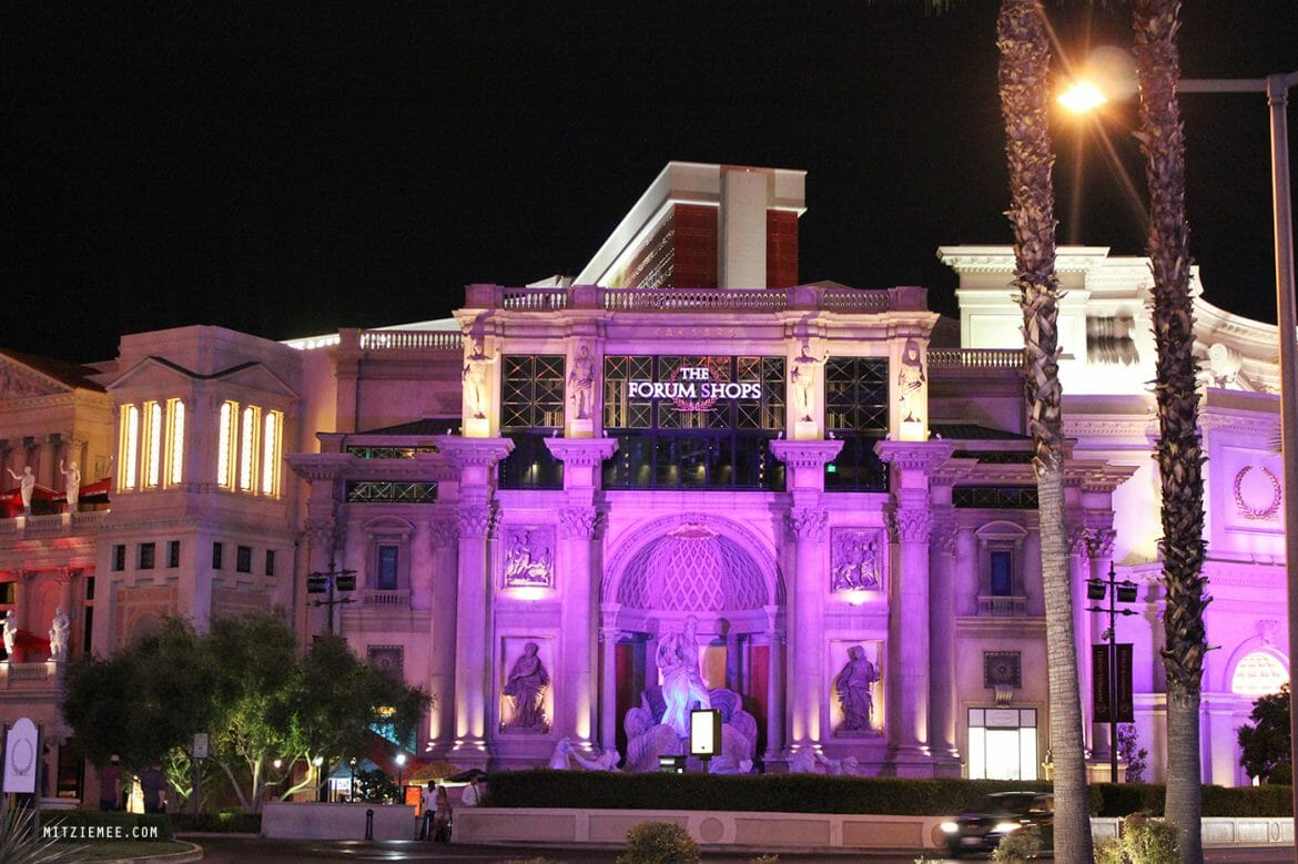 The Shops at Caesars Palace, Las Vegas