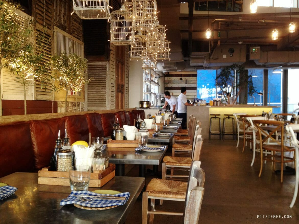 Eat Greek, Greek restaurant Dubai