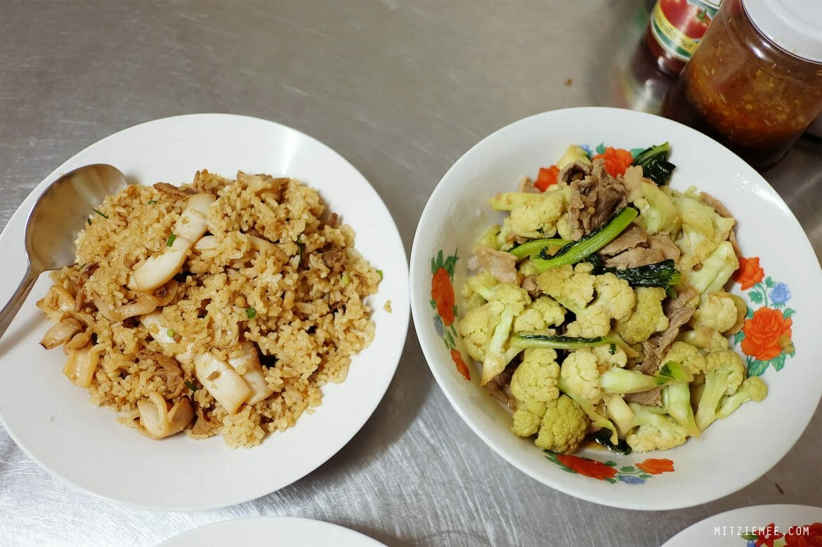 Phnom Penh homestay, Khmer food
