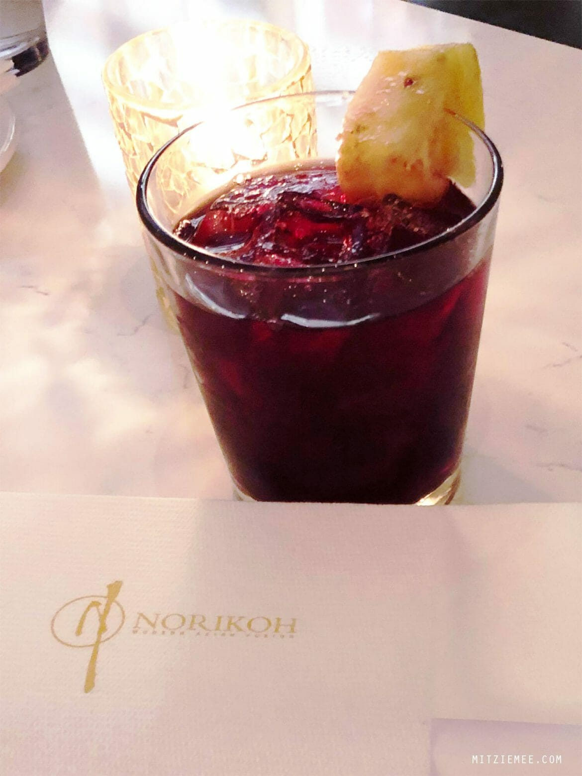 Sangria, Norikoh, Flatiron, New York City