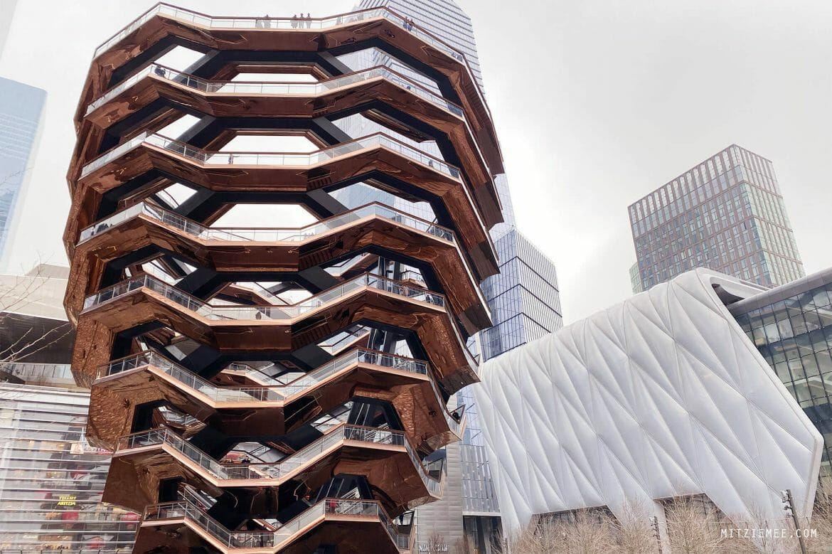 The Vessel Hudson Yards, New York City