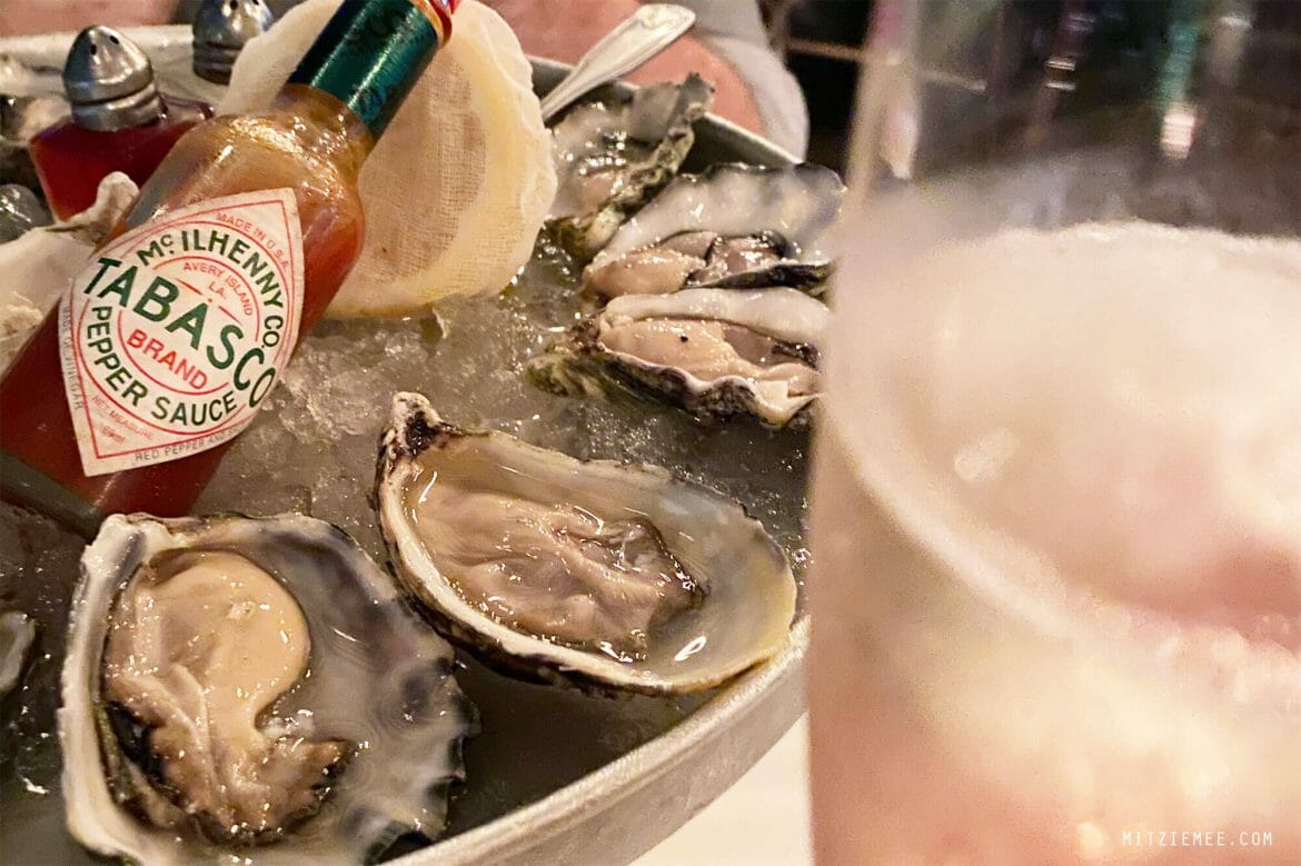 The Maine Oyster Bar & Grill, JBR, Dubai
