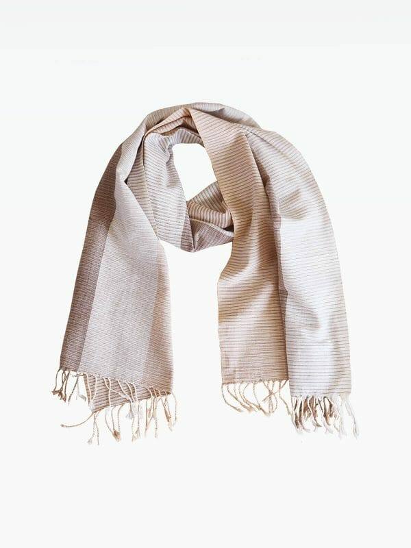 The Milkshake Scarf, Chimmuwa, Fair Fashionista