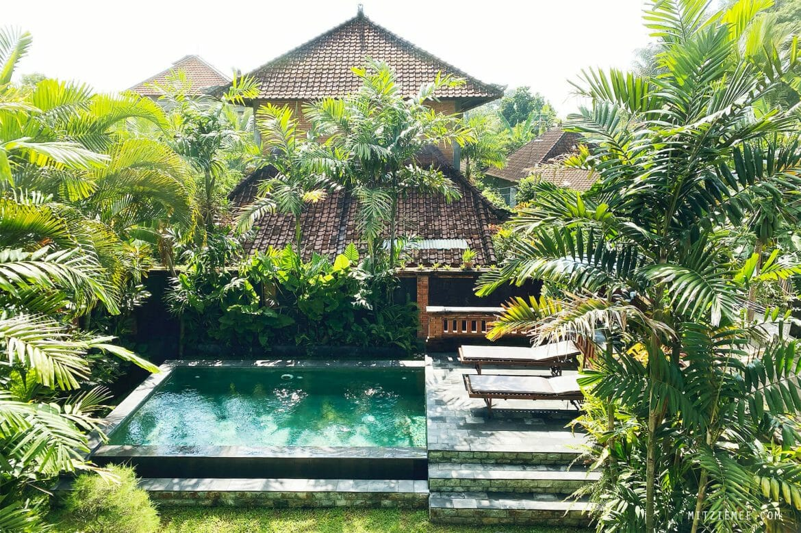 Bali Putra Villa with private pool in Ubud