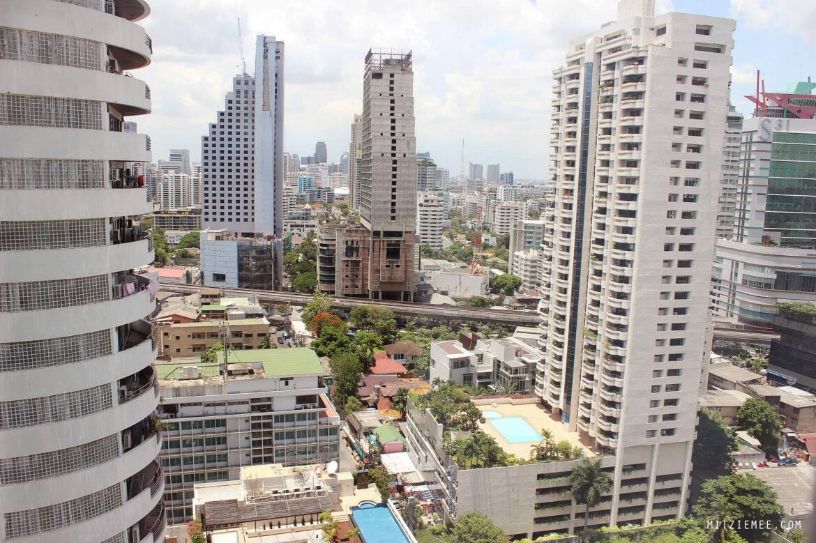 Rembrandt Serviced Apartments in Bangkok